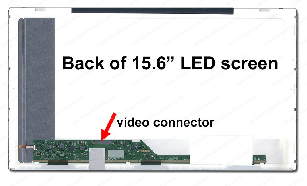 Display Laptop LED Normal 15.6 40 pines (1366x768) HD