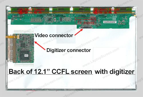 Display + touch 12.1 pulgadas LTN121AT02 Pull