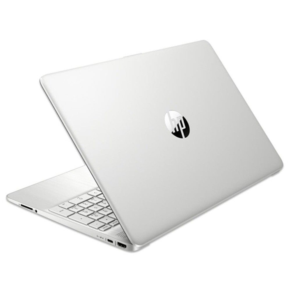 "Laptop HP 15-DY1024: Procesador Intel Core™ i3-1005G1 1.2GHz, Disco 128GB SSD, Ram 4GB, Pantalla 15.6"" (1366x768) BT, Webcam, Silver. 3RD Refurbished 1 año de garantia"