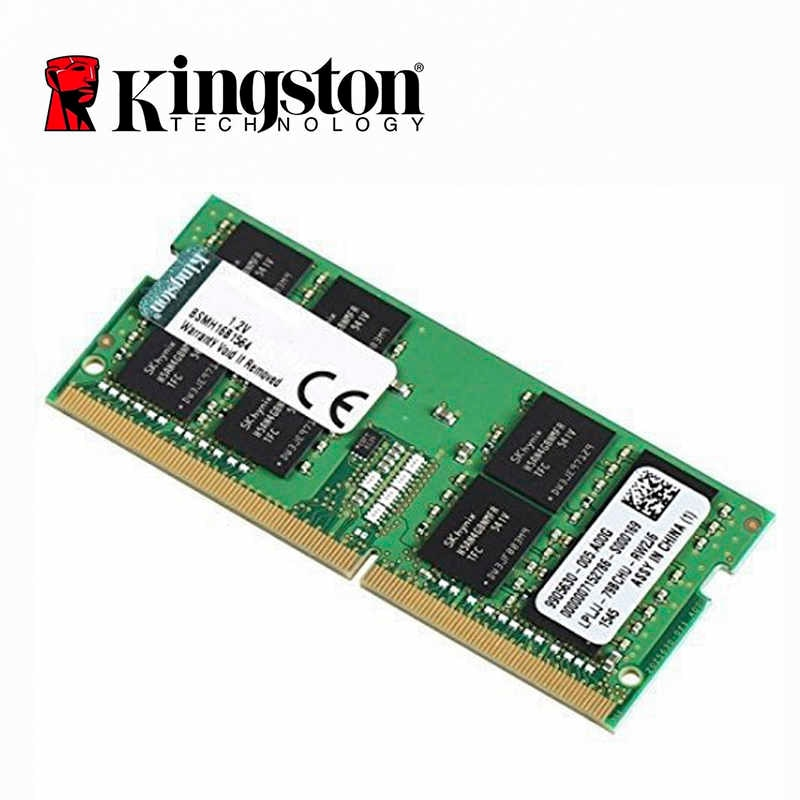 SO DIMM DDR4-2400MHz 4GB KINGSTON  PC4 -19200, Nuevo, 1 año de garantia
