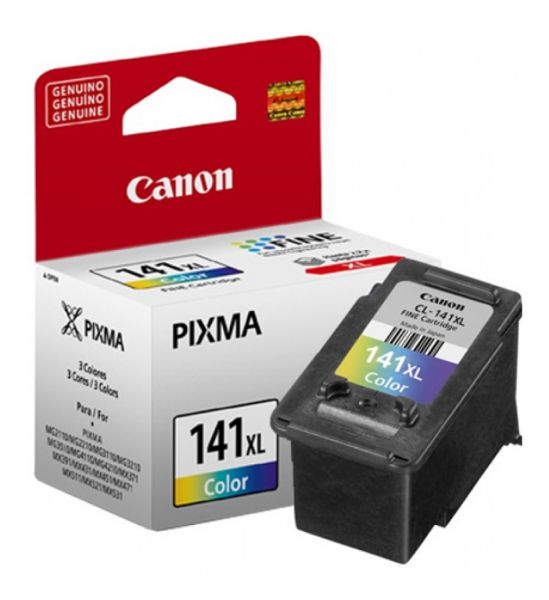 Cartucho Canon CL141 Color MG2110