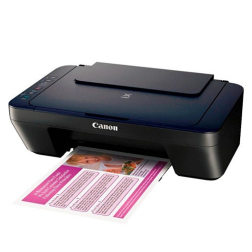 Impresora Canon E402 Multifuncion SELLADA