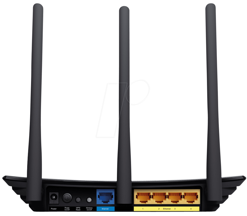 Router Inalambrico TP-LINK WR940N 450mbps 3 antenas